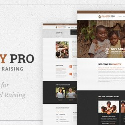 Charity Pro : Charity and Fund Raising HTML Template (Charity)