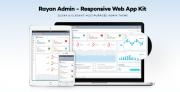 Rayan – Responsive Bootstrap Admin Template (Admin Templates)
