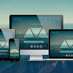 Silence — Coming Soon HTML5 Template (Under Construction)